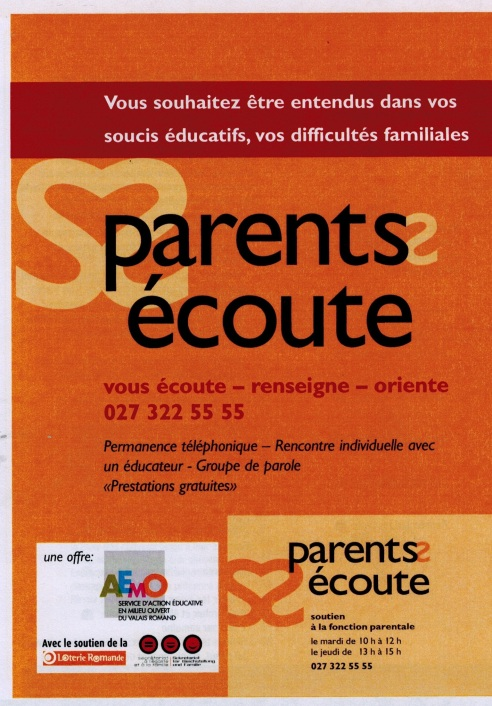 parents écoute